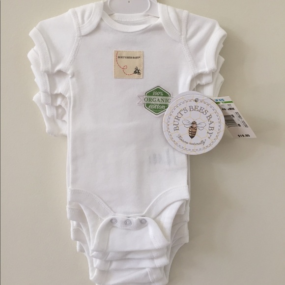 994a6dcbf Burt s Bees Baby One Pieces